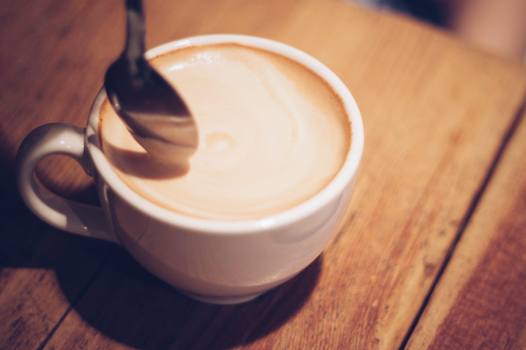 【カフェ】自分カフェ史の1ページ