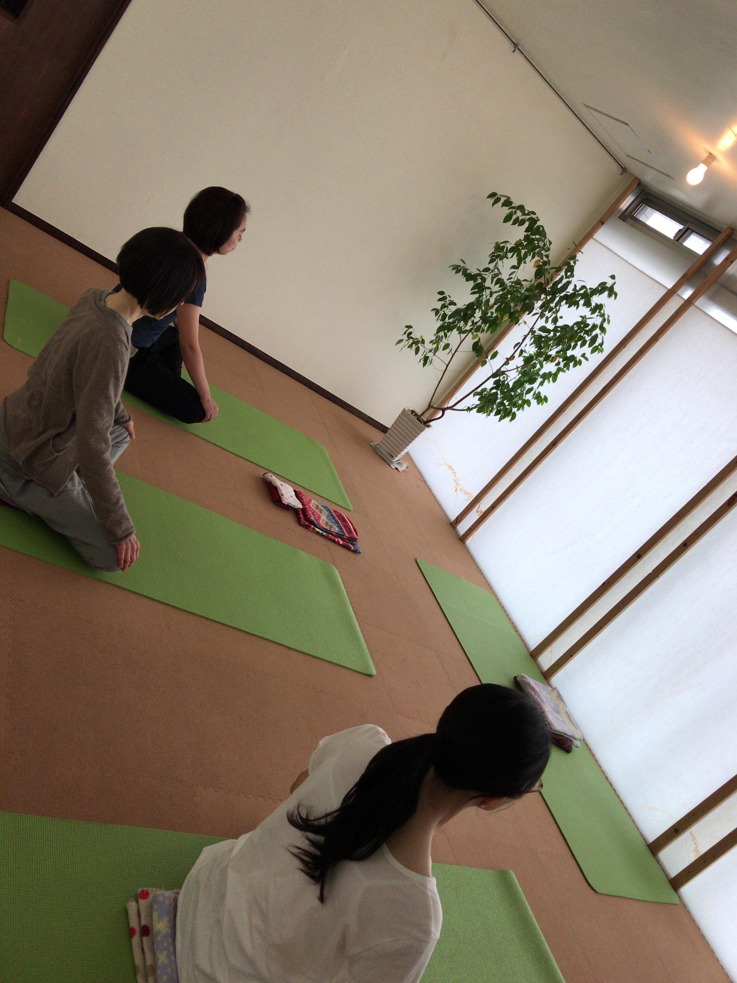 【札幌円山ヨガスタジオアウラ】201709_第3週