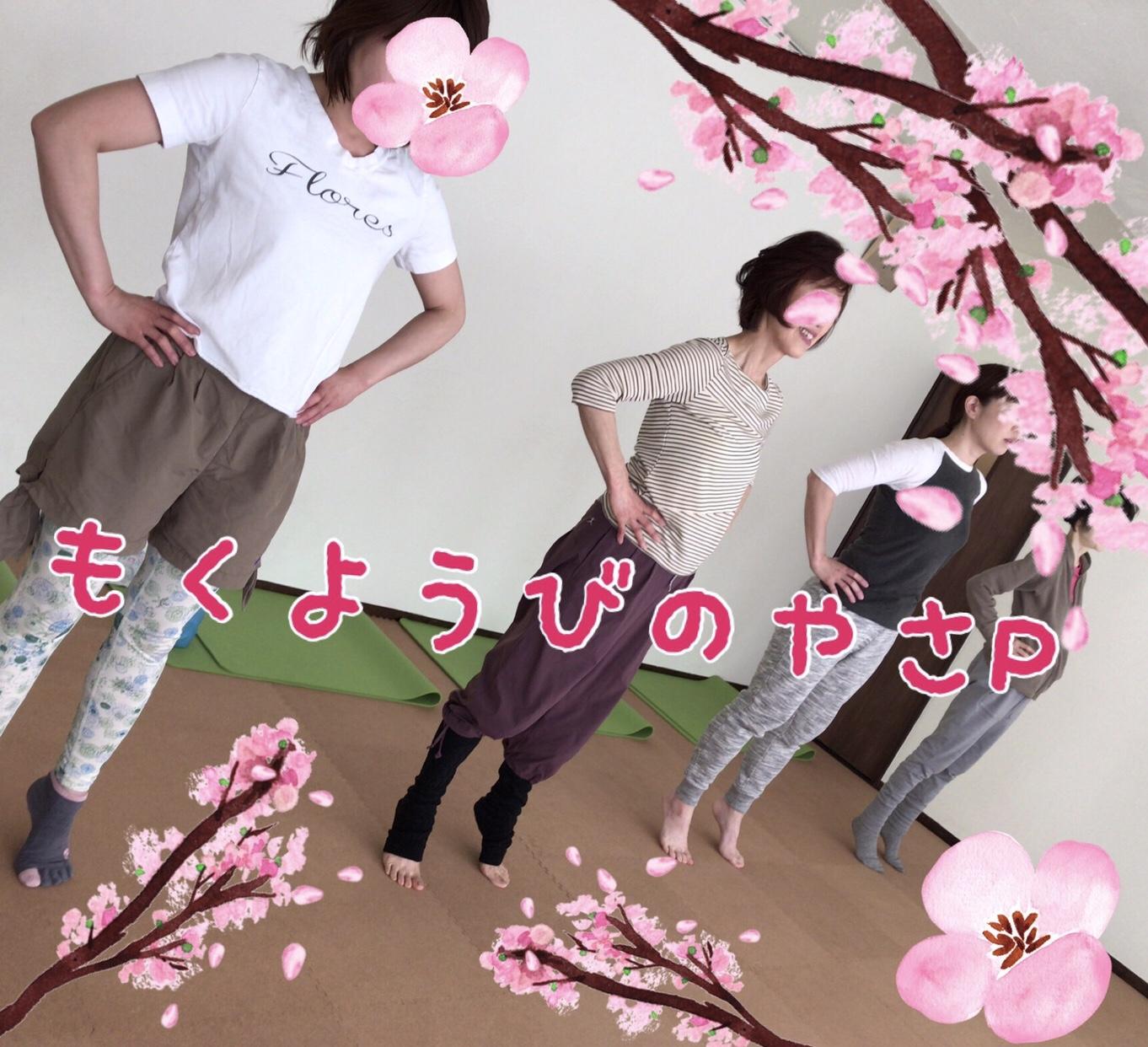 【札幌円山ヨガ スタジオアウラ】2018年5月第2週