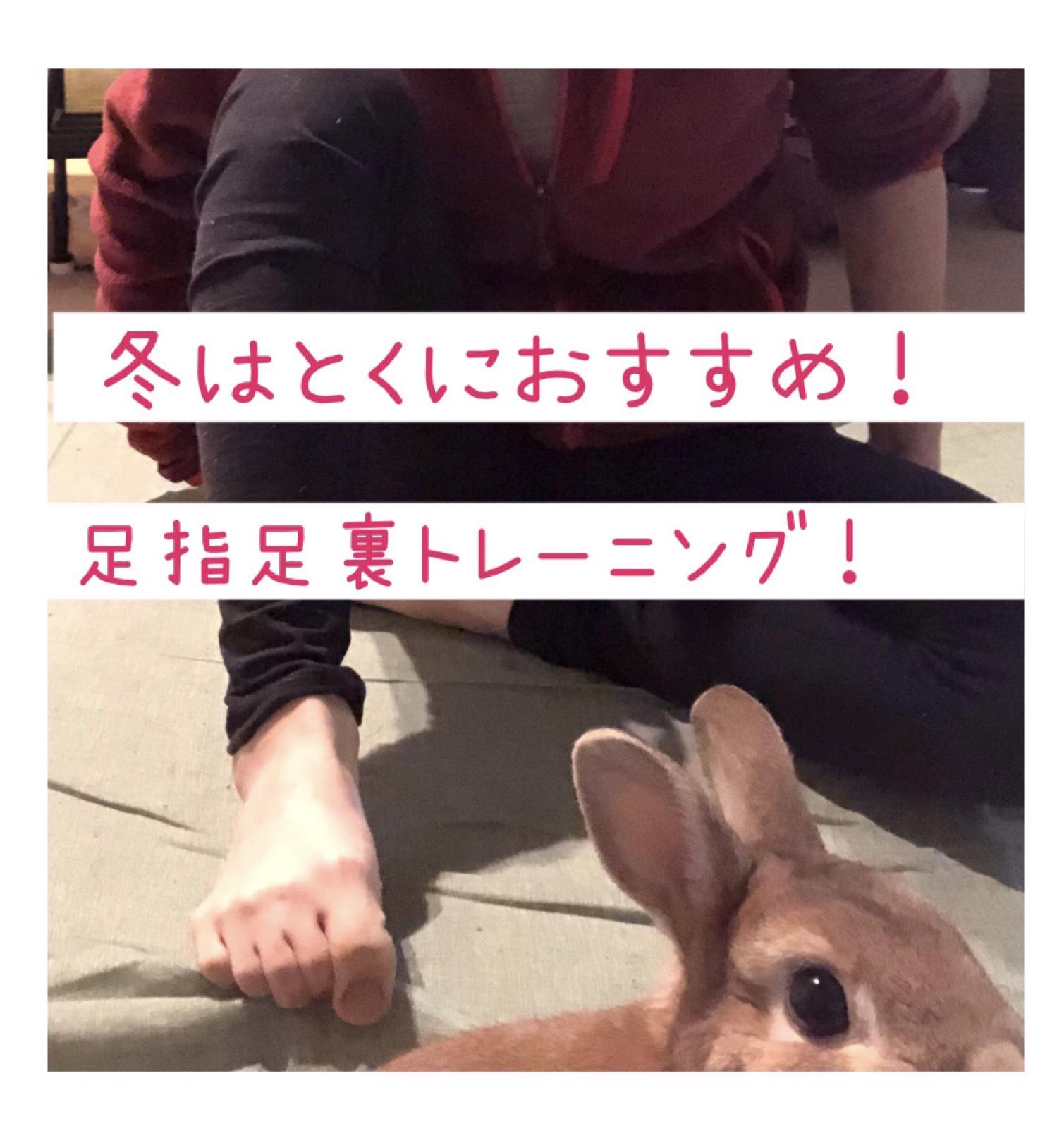 【トレーニング】みんなやるべし足トレーニングシリーズ♡